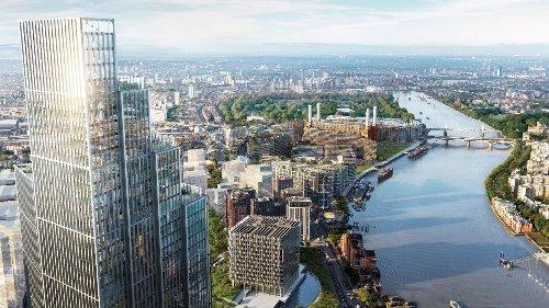 One Thames City, Nine Elms, NW8