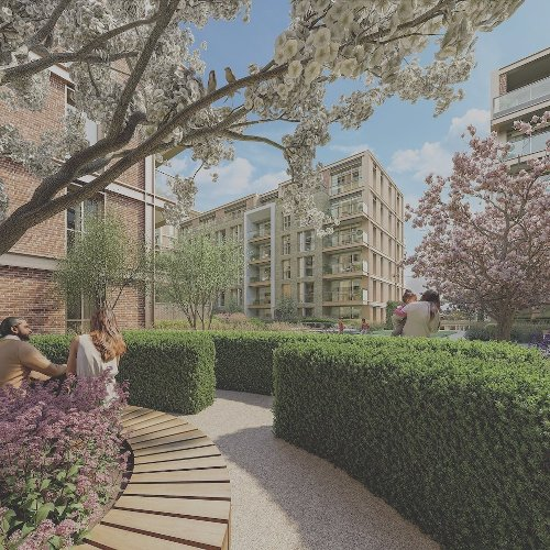 New Interactive Show Home Launches at King's Road Park Fulham