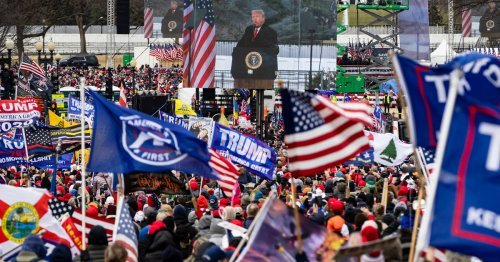"""Top Trump Fundraiser Boasted of Raising $3 Million to Support Jan. 6 """"Save America"""" Rally"""