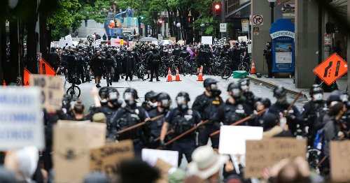 Few Cops We Found Using Force on George Floyd Protesters Are Known to Have Faced Discipline