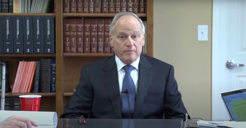 We Are Releasing the Full Video of Richard Sackler's Testimony About Purdue Pharma and the Opioid Crisis