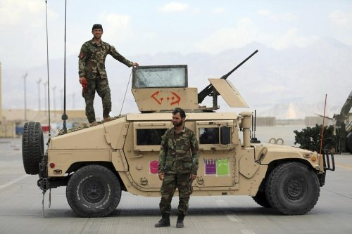 The Whitewashing of the Afghan War