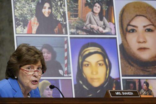 Jeanne Shaheen, Defense Contractors, and the Afghanistan Withdrawal