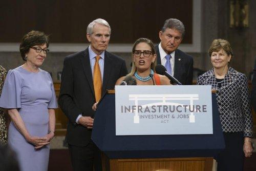 Infrastructure Summer: The Democrats' David Boren Wing
