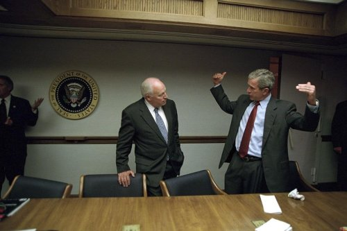 Altercation: On 9/11, Was W. AWOL?