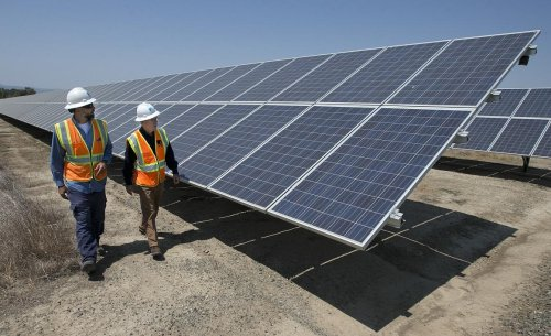 A Green Transition for California