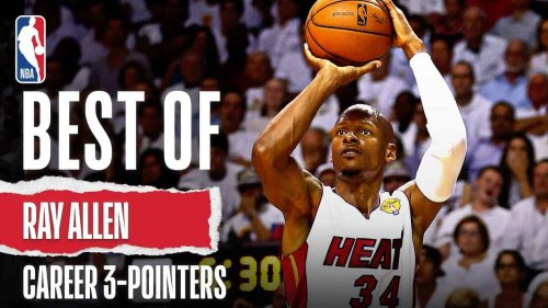 Ray Allen Was 1 of the Greatest & Most Clutch Shooters of All-Time