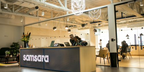 Started from a down round now we're here? Why Samsara is the next big AI IPO