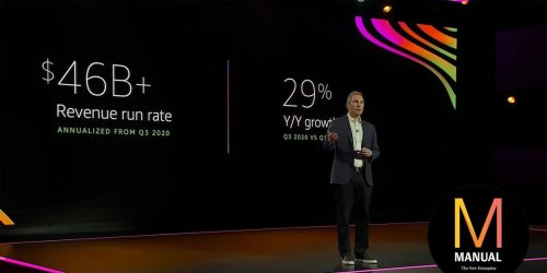 Slowly but surely, AWS sets a course beyond its comfort zone