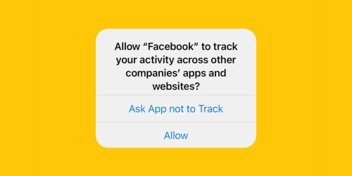 Nobody's allowing Facebook to track them. So what now?