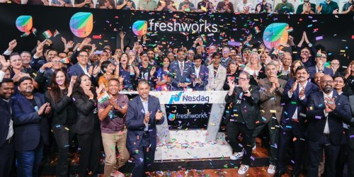 With blowout IPO, India's Freshworks takes on ServiceNow, Salesforce