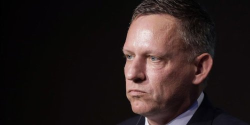 Max Chafkin's 'The Contrarian' questions Peter Thiel's power