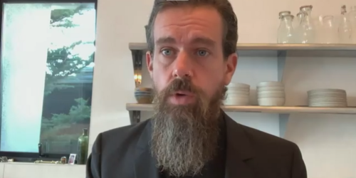 Jack Dorsey subtweeted lawmakers while they were grilling him