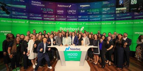 Robinhood's broken IPO echoes Facebook