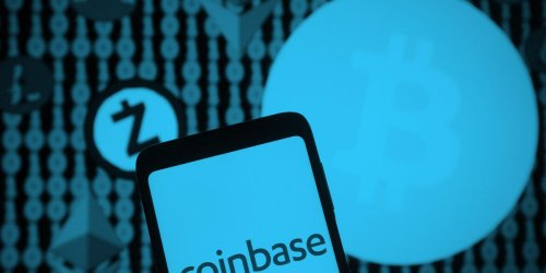 Bitcoin is crashing. Coinbase is looking beyond trading.