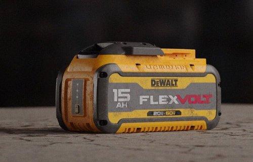 DeWalt DCB615 15Ah FlexVolt Battery | Pro Tool Reviews
