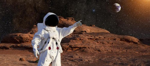 Mais pourquoi fantasmer sur Mars ?