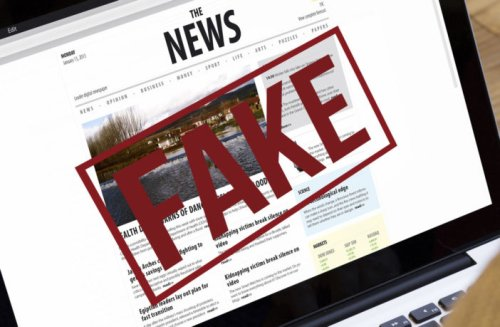 """Fake news"" often means news that contradicts our worldview"