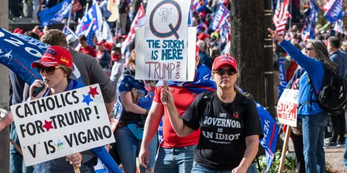 Scientists uncover a psychological factor that explains support for QAnon better than political ideology
