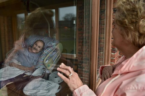 Listen: Could COVID Outbreaks In Nursing Homes Be Linked To Dated Architecture?