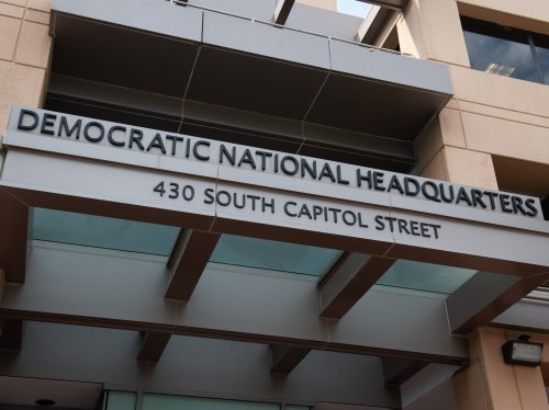 Capitol Police Arrested A Man Near The DNC With Weapons, Displaying Swastikas