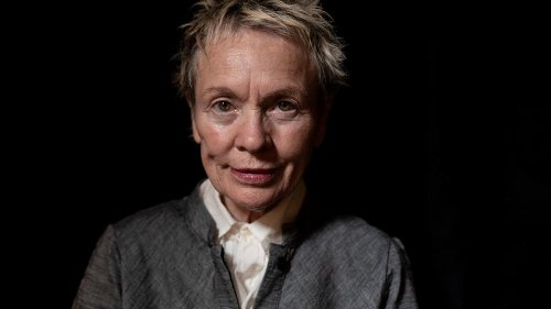 Catching Up With Laurie Anderson, An Artist Always Ahead Of Her Time