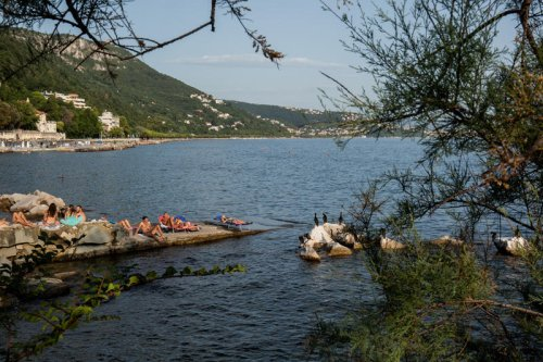 A Once-Forgotten Port Of Italy Is Alive With A Diverse Cultural And Literary Legacy