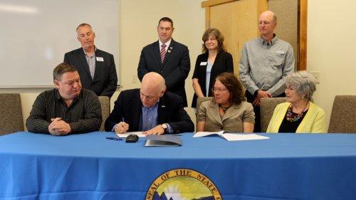 Gianforte Signs Broadband, Business Tax Bills