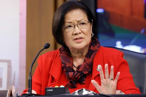 Quiet No More: Sen. Hirono's Immigrant Journey Fuels Her Fire In Congress