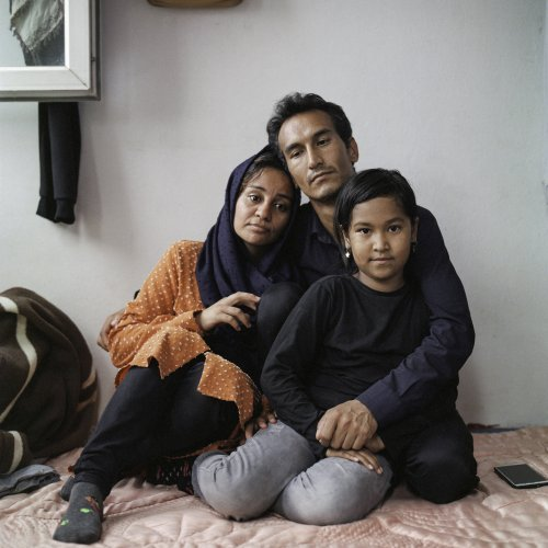 His Family Fled Afghanistan. In Turkey, Other Afghans Help Them Build A New Life