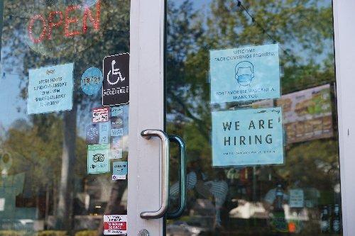Spring Slump: Employers Add Just 266,000 Jobs In April