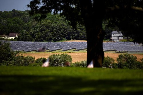 Rise In Cremations Opens Unused Cemetery Space To New Solar Projects