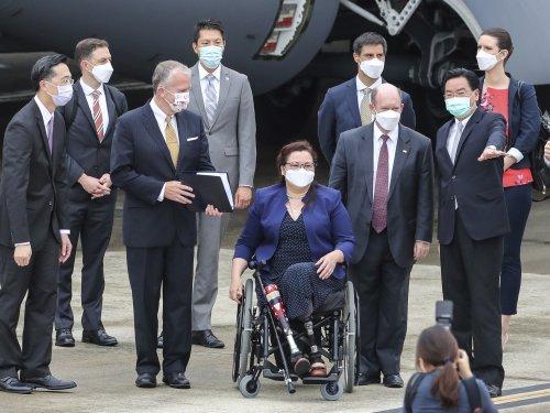 U.S. Senators Promise Vaccines For Taiwan Amid China Row