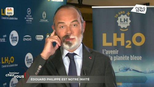 Édouard Philippe lance son parti : « Je veux participer au débat public »