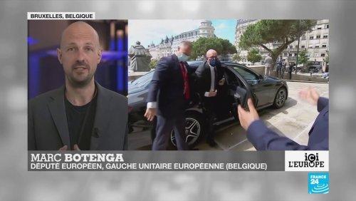 « La Commission européenne propose de porter l'âge du départ à la retraite à 70 ans » avertit Marc Bottenga.