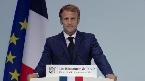 « Des gens qui ne comptent pas leurs heures » : Emmanuel Macron déroule son plan pour les indépendants