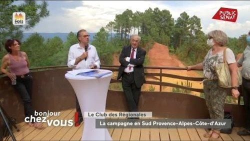Élections régionales en PACA : Thierry Mariani grand favori du duel avec Renaud Muselier