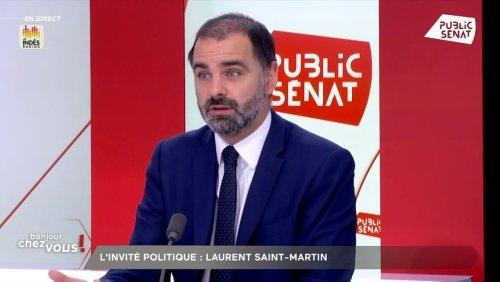 Propos de Taubira : « Elle s'est rangée dans le camp des antivax », tacle Laurent Saint-Martin