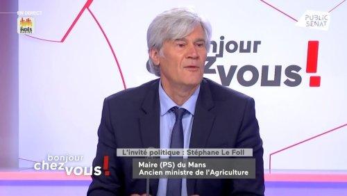 Candidature d'Anne Hidalgo : « On ne peut pas préparer une présidentielle sans qu'il y ait un minimum de débat », tacle Stéphane Le Foll