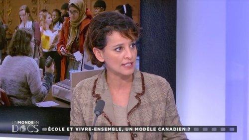 Najat Vallaud-Belkacem : « On manque d'inclusion » à l'école
