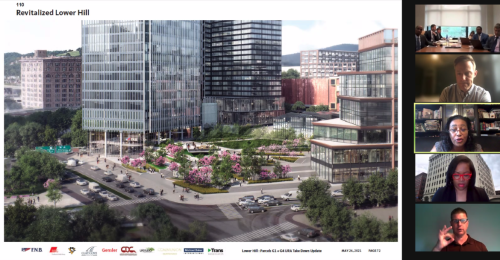 Develop PGH Bulletins: Majority of developer-heavy committee supports transfer of Hill land to Penguins' team - PublicSource   News for a better Pittsburgh News on development in Allegheny County and Pittsburgh