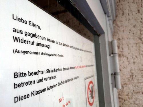 Berlin plant mit 100 Prozent Präsenzunterricht für ganzes Schuljahr