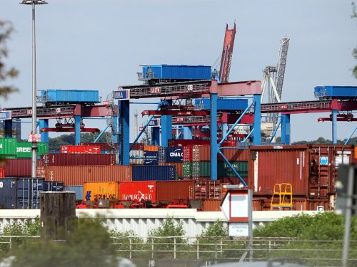 Exporte in Nicht-EU-Staaten im Mai gesunken