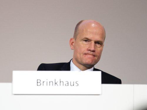 Bericht: Brinkhaus will regulär als Unionsfraktionschef kandidieren
