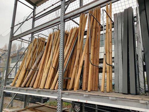 NRW-Wirtschaftsminister sieht Anzeichen für Ende hoher Holzpreise