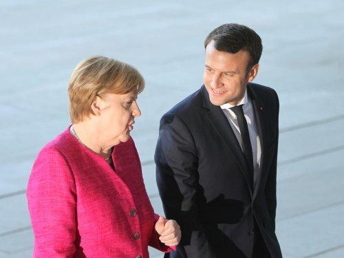 Merkel will mit Macron weiteren Plan für Afghanistan beraten