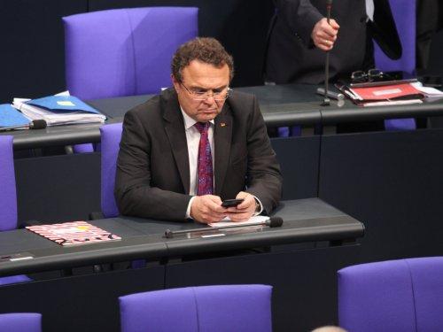 Friedrich will wieder Bundestagsvizepräsident werden