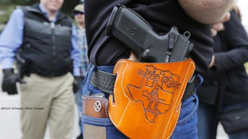 Der Self-Armament-Widerspruch – Waffenbesitz in den USA