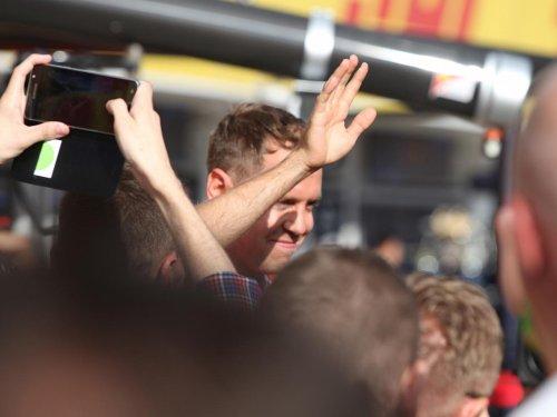 """Vettel nach """"Großem Preis von Ungarn"""" disqualifiziert"""