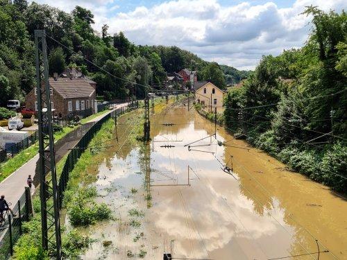 Neue Straßen und Brücken in Flutgebieten kosten 700 Millionen Euro